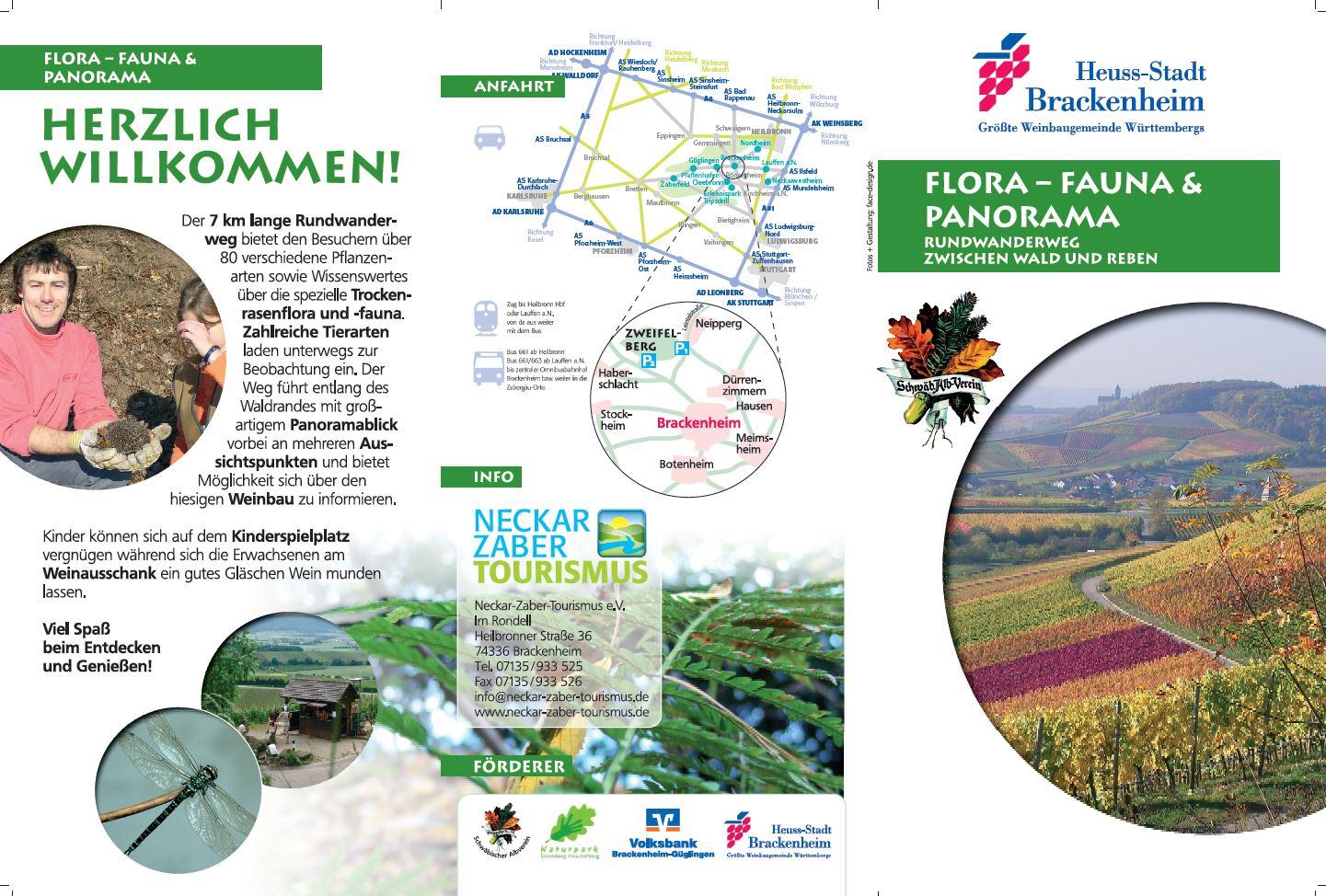 Flyer - Flora und Fauna Rundweg