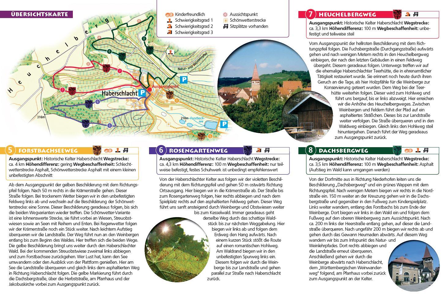 Flyer - Haberschlachter Rundwanderweg