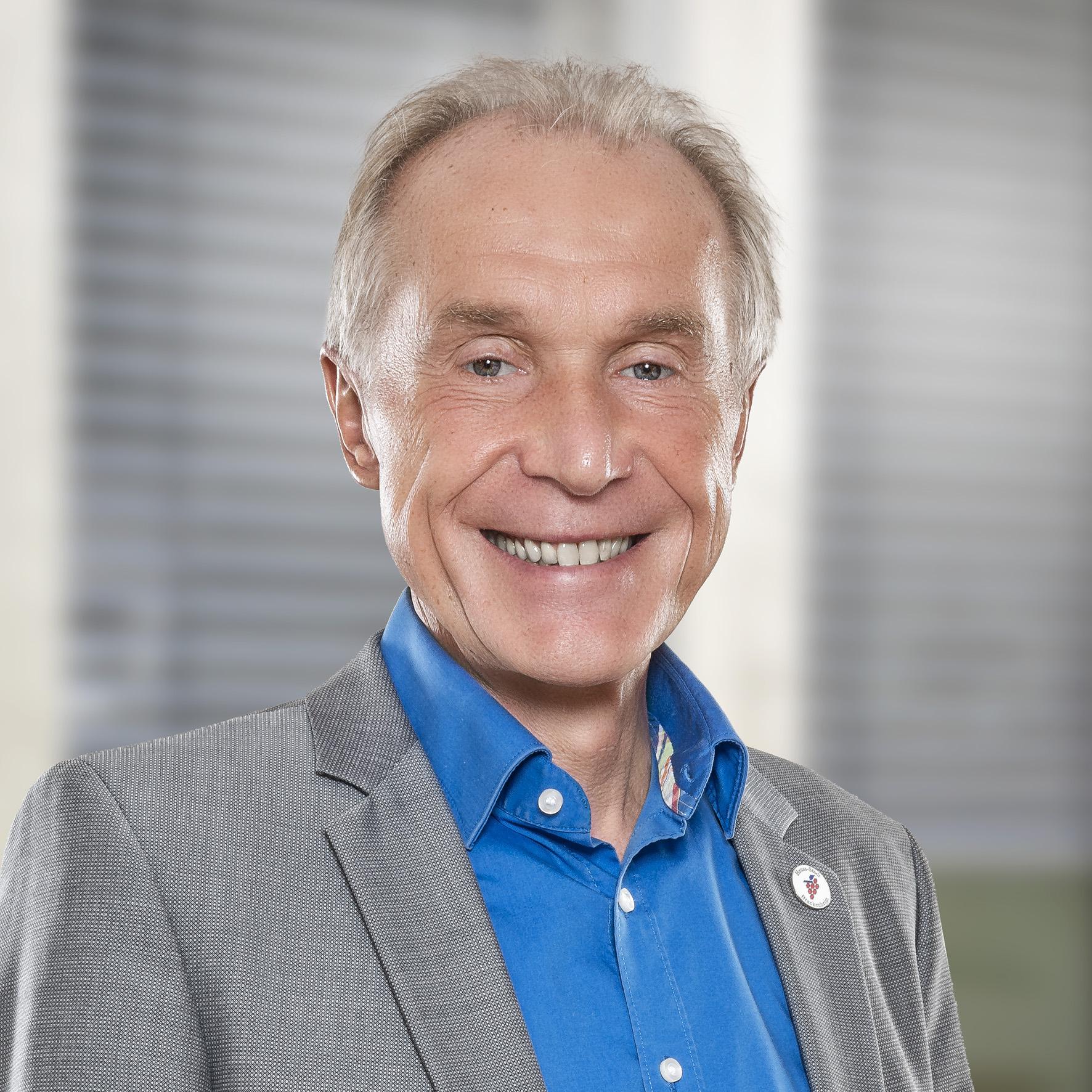 Porträt Herr Kieser