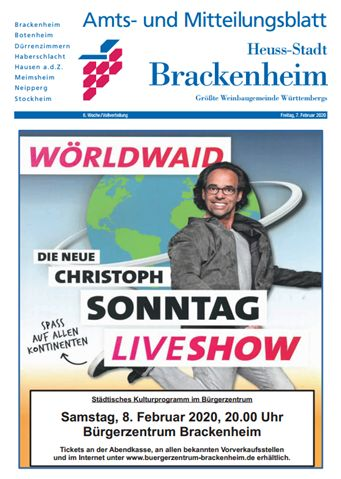 Amtsblatt KW6 2020