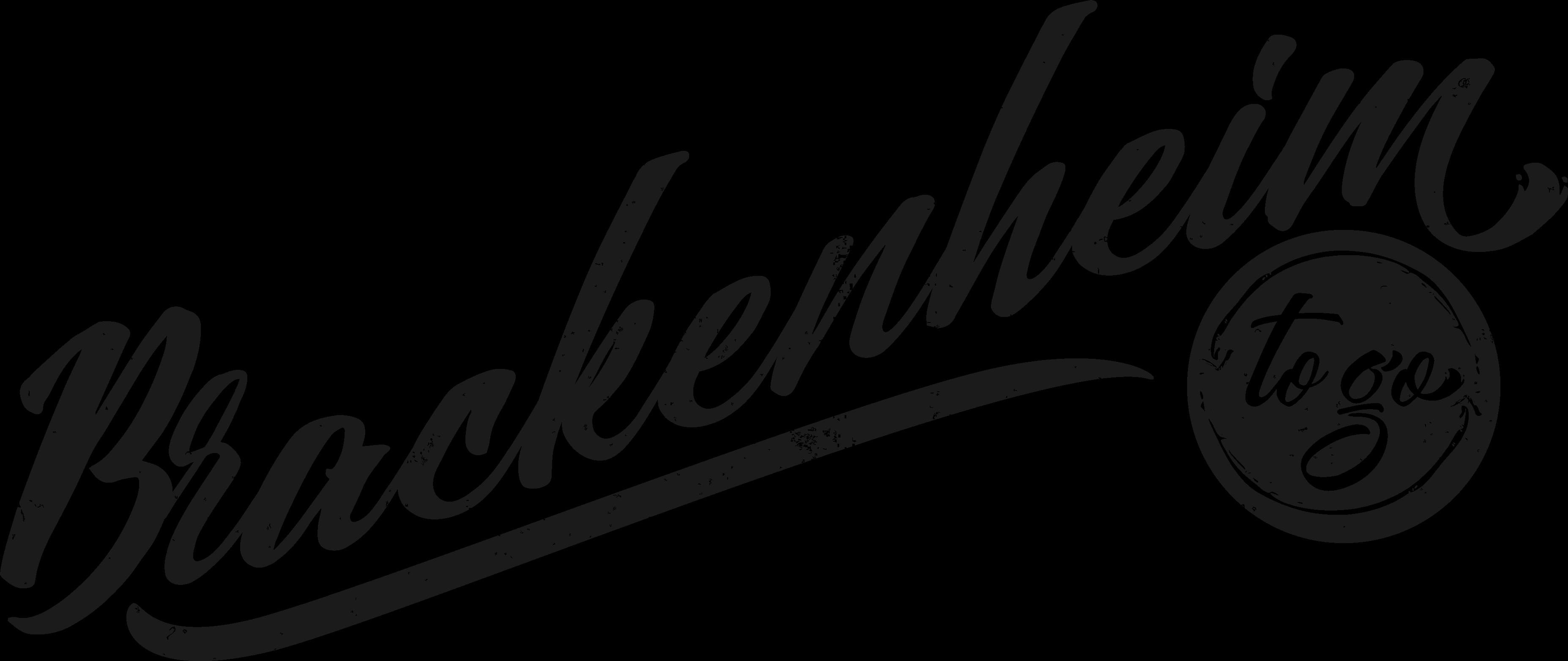 Logo Brackenheim to go