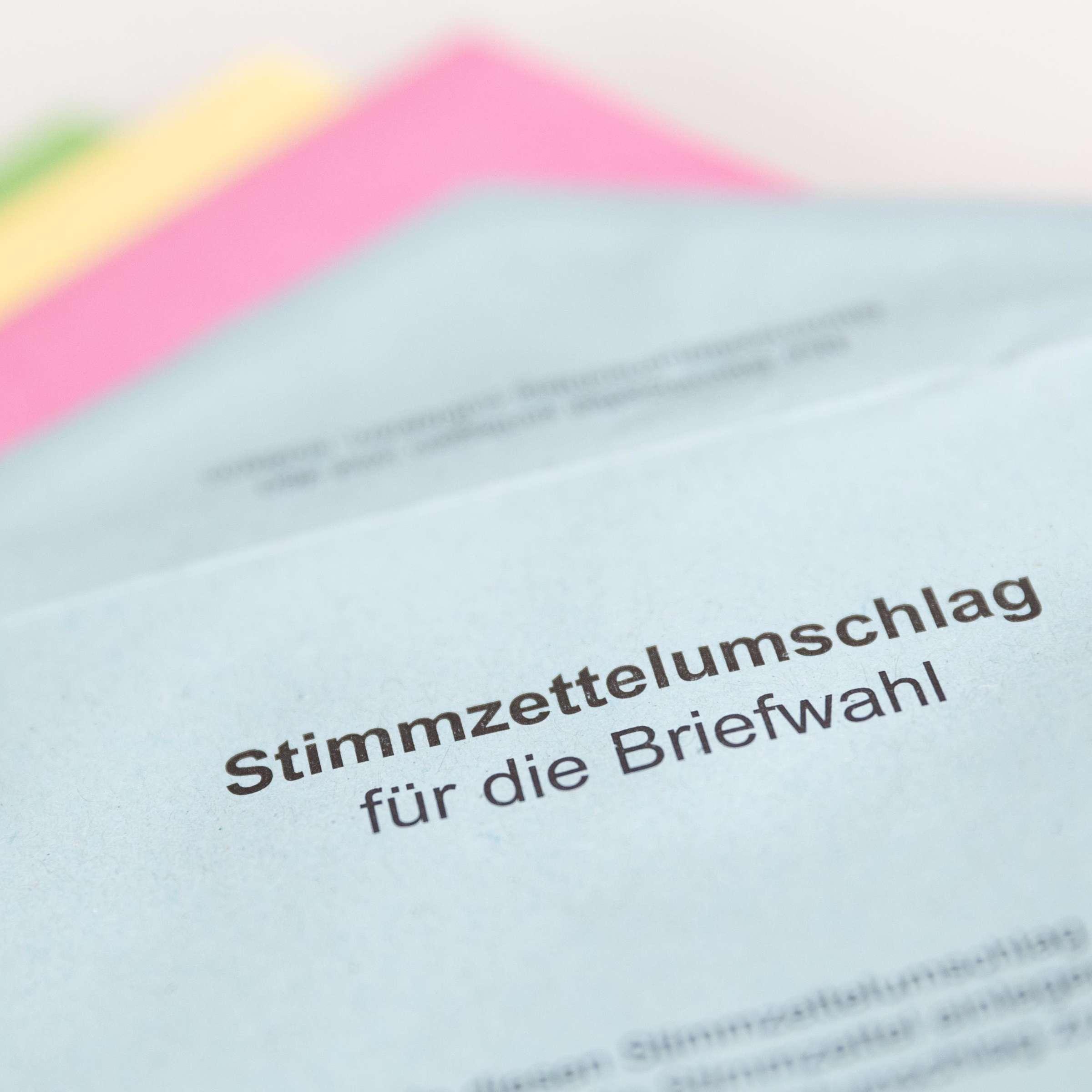 Landtagswahl: Jetzt Briefwahl beantragen