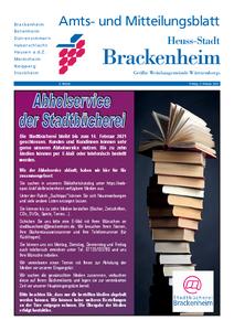 Amts- und Mitteilungsblatt KW 5-2021