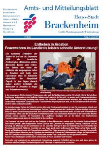 Amts- und Mitteilungsblatt KW2 - 2021