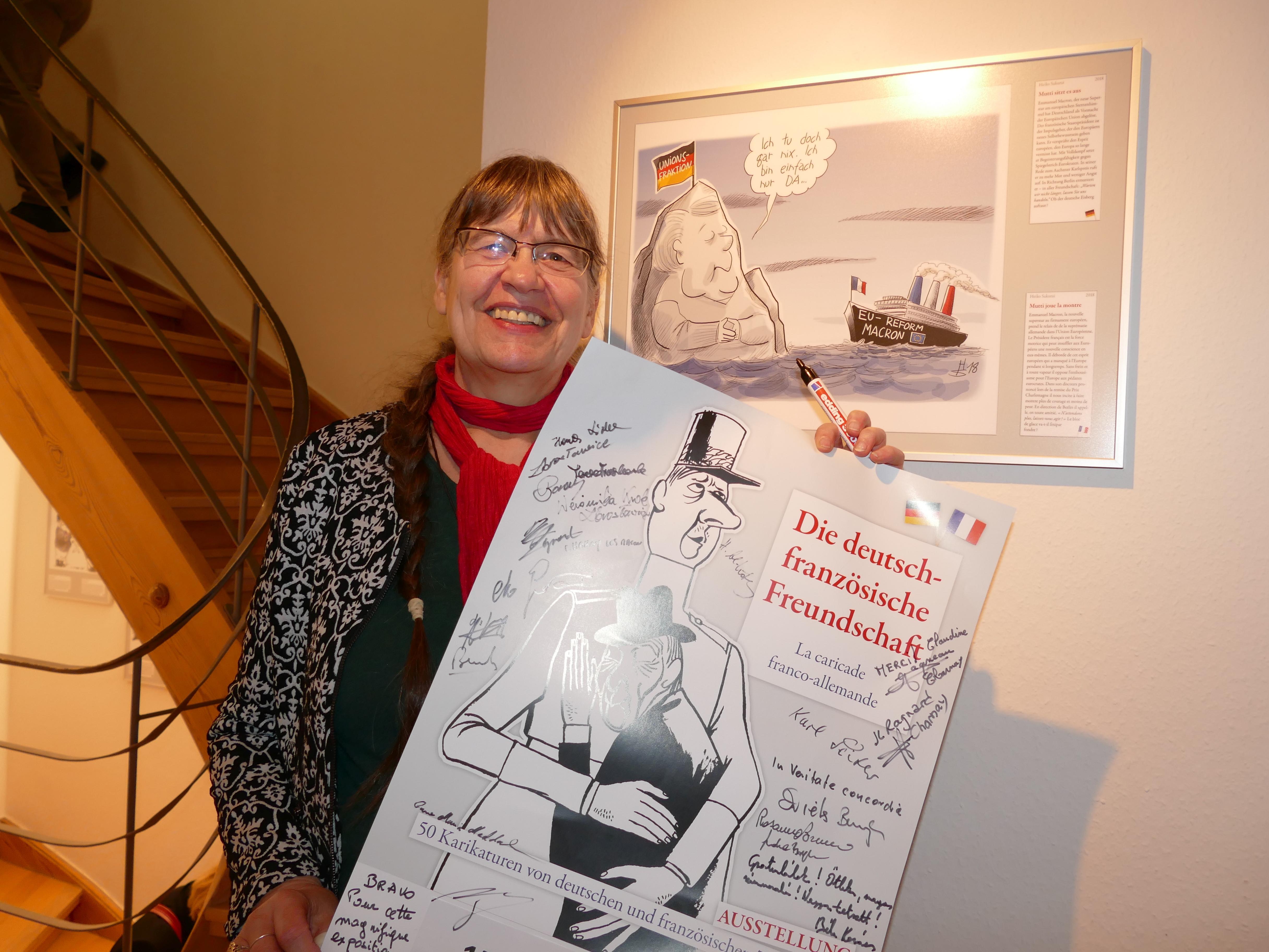 Susanne Blach - Museumsleiterin