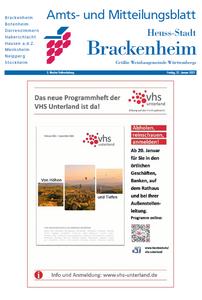 Amts- und Mitteilungsblatt KW3 - 2021