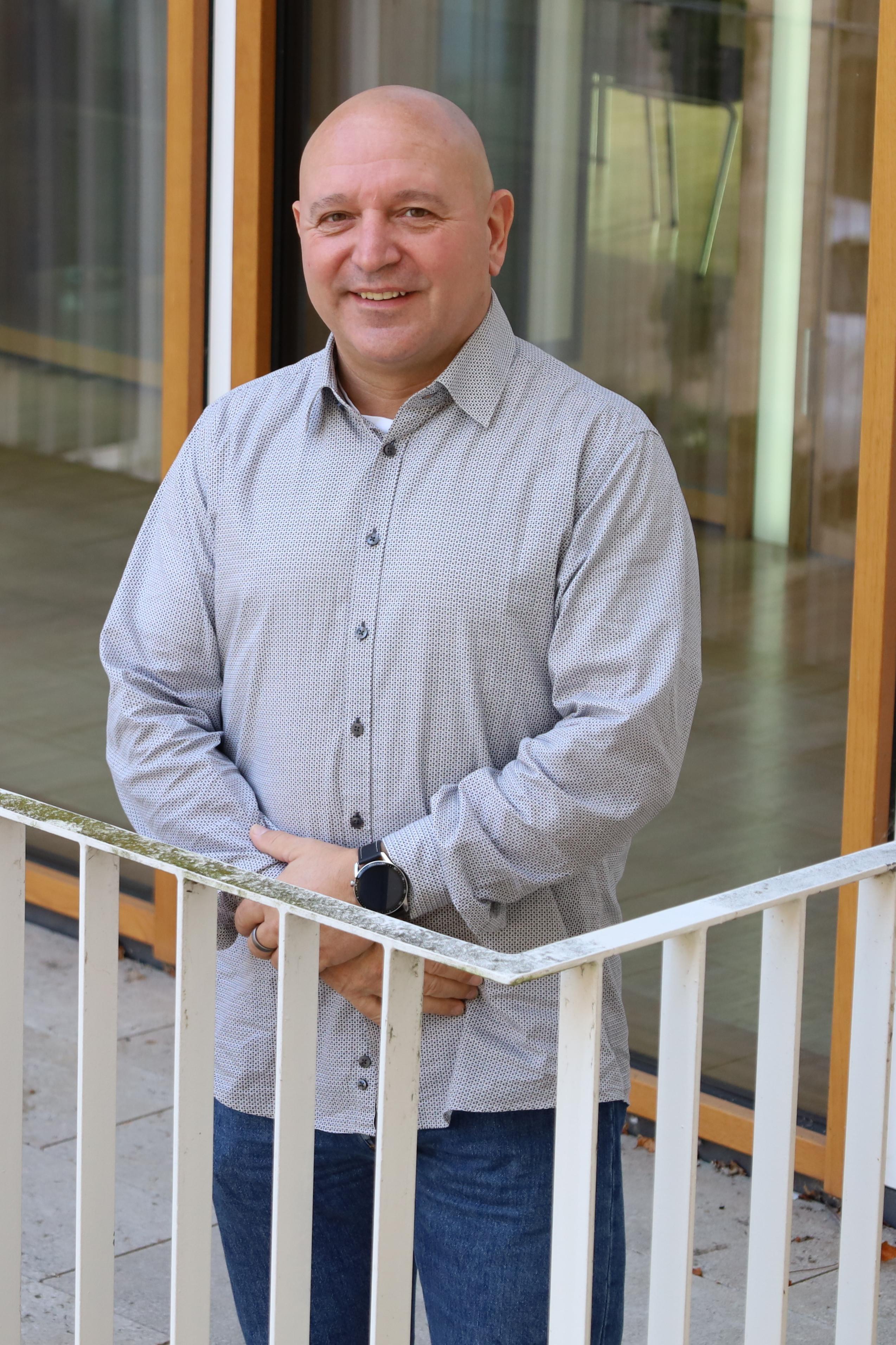 Stefan Wirth ist neuer Energiebeauftragter