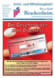 Amts- und Mitteilungsblatt KW12 - 2021