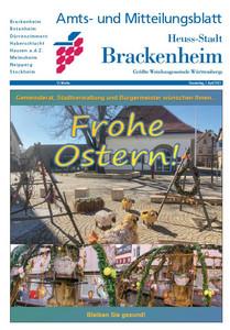 Amts- und Mitteilungsblatt KW13 - 2021