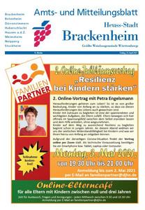 Amts- und Mitteilungsblatt KW16 - 2021