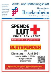Amts- und Mitteilungsblatt KW20 - 2021