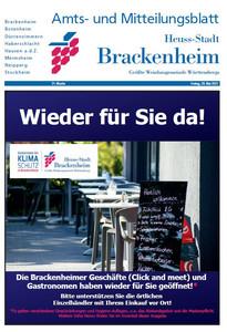 Amts- und Mitteilungsblatt KW21- 2021