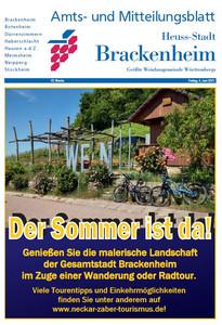 Amts- und Mitteilungsblatt KW22 - 2021